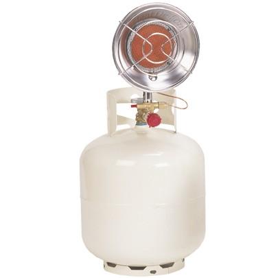 propane heating system