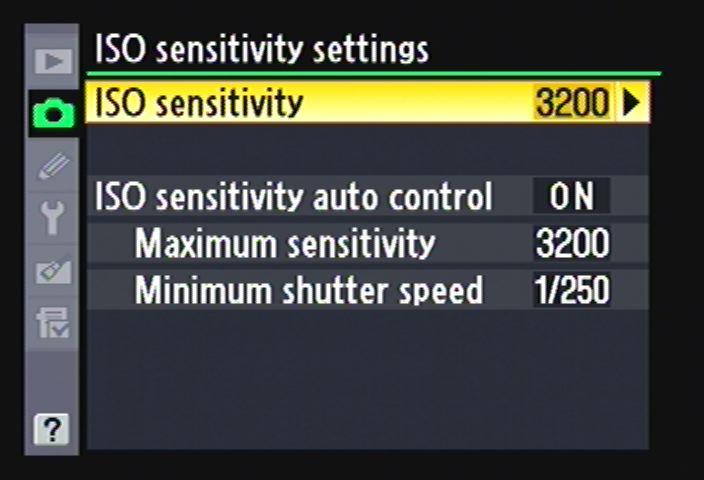 Increase Your Digital Cameras Sensitivity