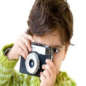 Love of Photography in Your Child