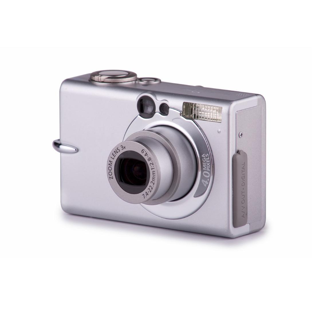 Learn Digital Camera Basics