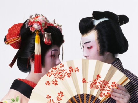 How to Learn Kabuki Theater