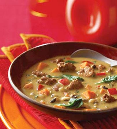 Beef vegetables stew