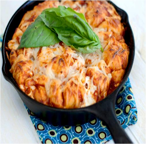 How to Make Bubble Up Pizza Casserole