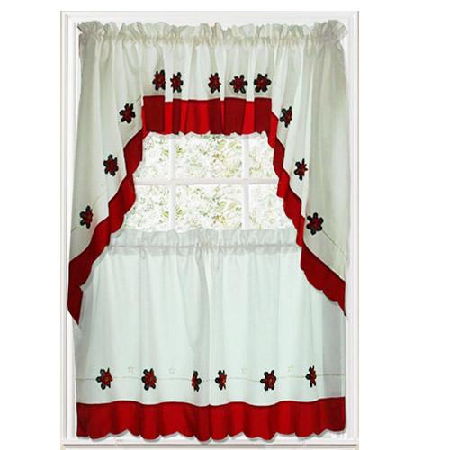 Make Christmas Curtains