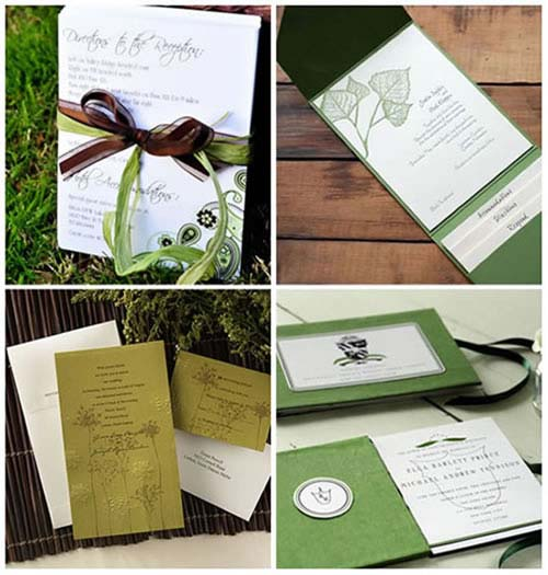 Eco-Friendly Wedding Invitations