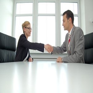 Eye Contact During a Job Interview