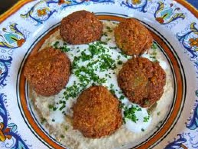 Make Falafel from Mix