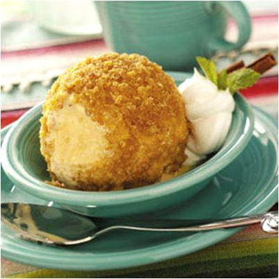 Fried Ice Cream Recipe