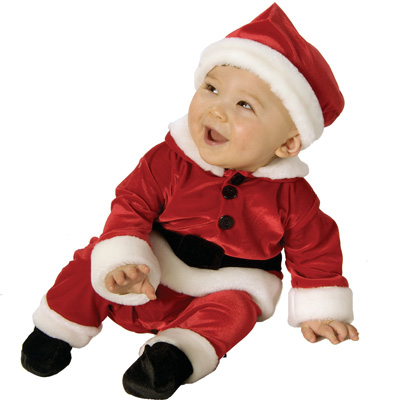 Make a Baby New Year Costume