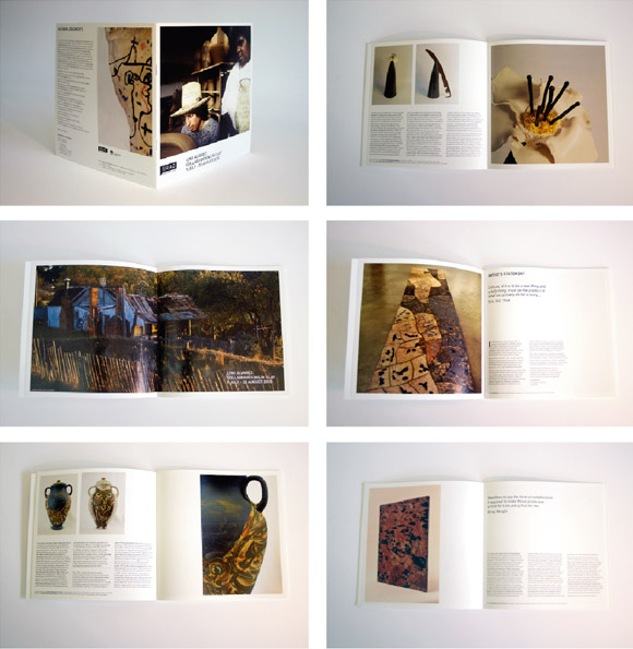How to Make a Catalogue for Art Gallery Show