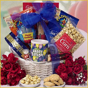 How to Make a Great Gift Basket for a Birthday Present