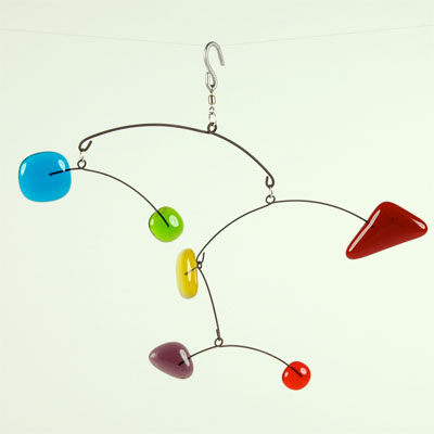 Make a Hanging Mobile for Your Baby
