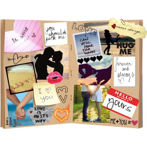 Relationship Scrapbook
