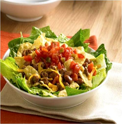 Simple Taco Salad Recipe