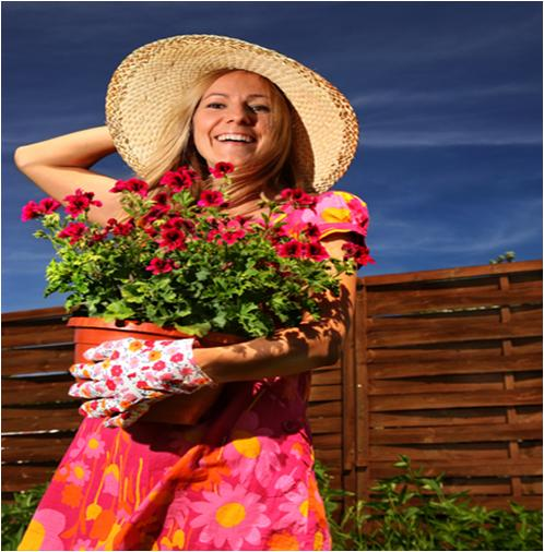Protect Your Skin while Gardening