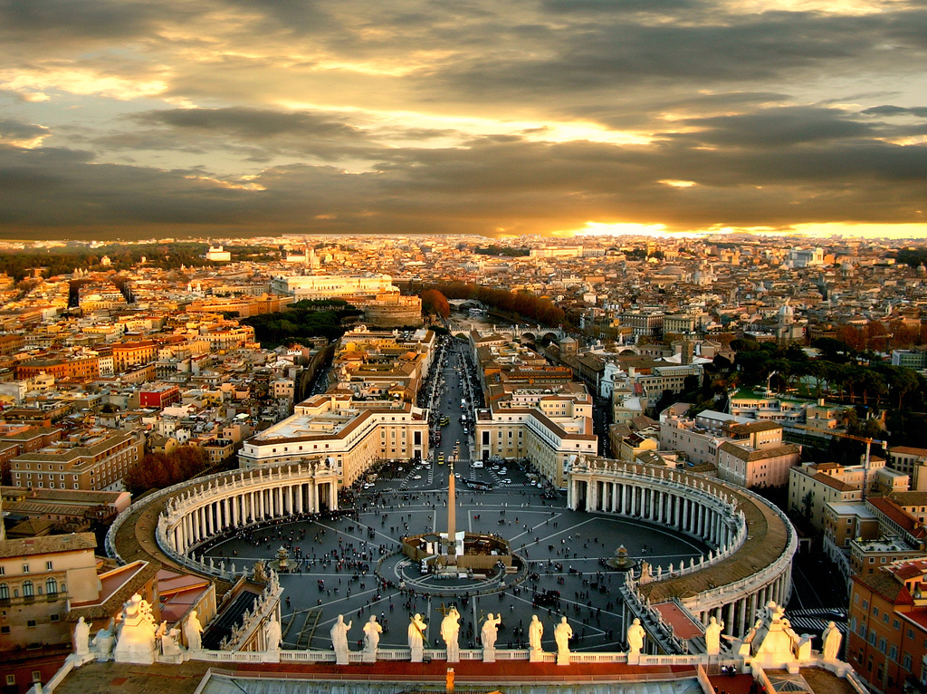 Rome, a city to see