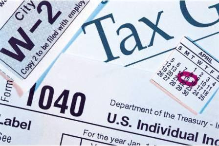 Tax Schedule 1040A