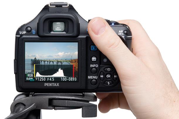 How to Read a Digital Camera Histogram
