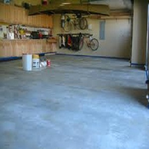 How to Repair a Garage Floor Before Epoxying