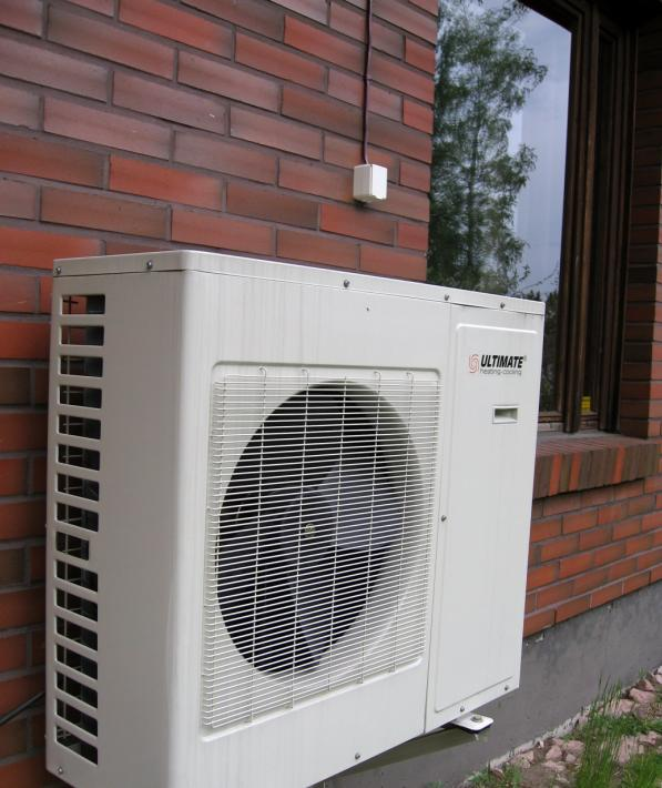 Replace Fuses on the Outdoor Unit of a Heat Pump