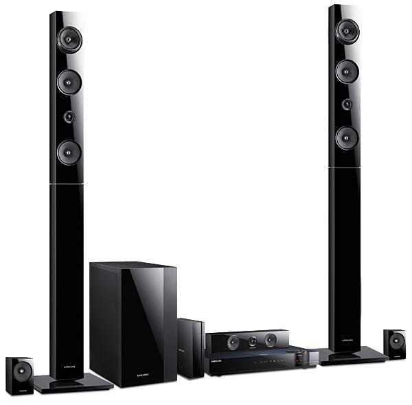 Setting Up a Home Theater in a Box