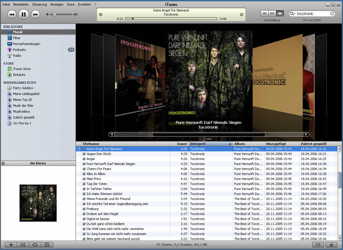 Set iTunes to Automatically Update Songs on an iPod