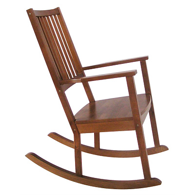 How to Stop a Rocking Chair from Sliding