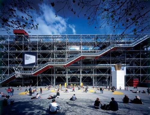 How to Tour the Centre Pompidou in