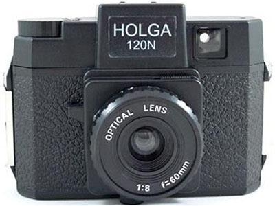 Holga 120 Camera