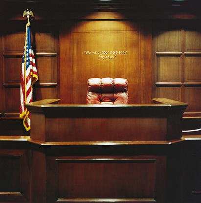 Using Courtroom Terminology
