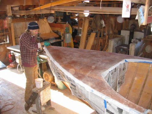 Boat Repairing