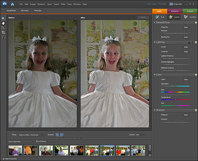 Quick Fix With Adobe Photoshop Elements 6