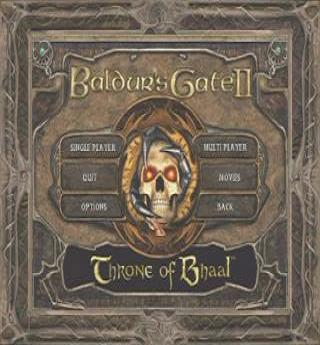 Skull Trap in Baldur's Gate 2