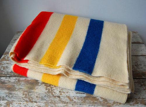 Wash Vintage Blankets