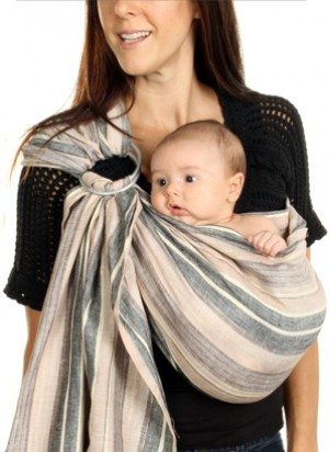 ring sling wearing instructions