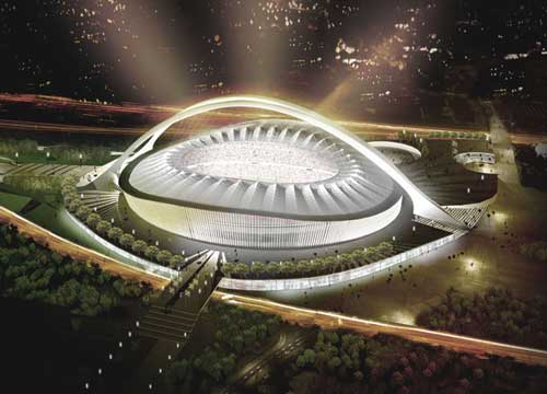 Top 10 Best Football Stadiums in the World