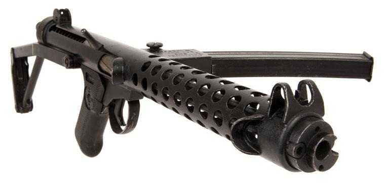Top 10 Dangerous Automatic Machine Guns
