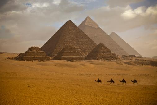 Top 10 Secrets of Pyramids Egypt
