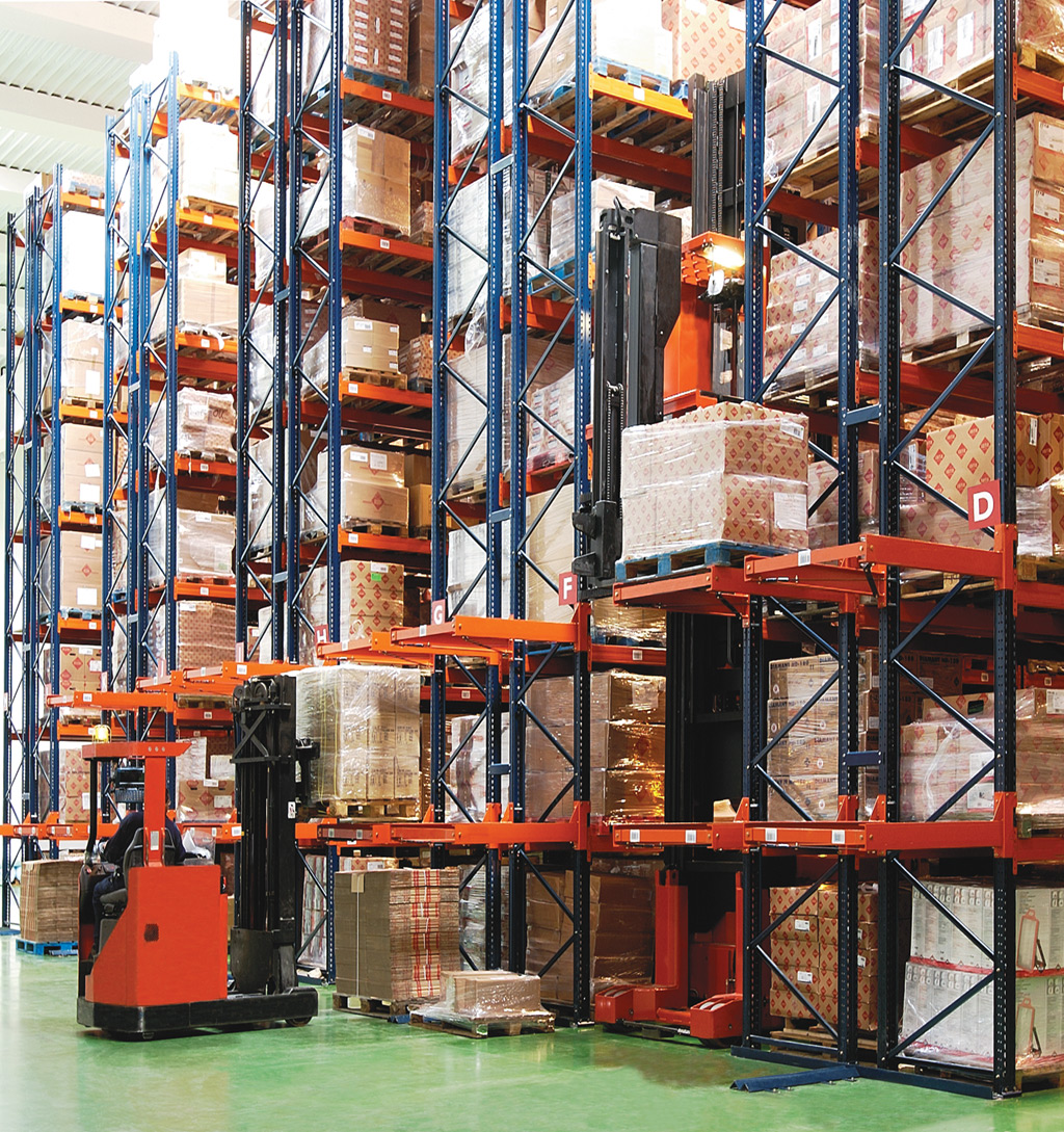 What Is Pallet Racking Systems
