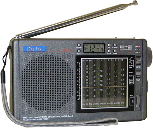 uses of shortwave radio