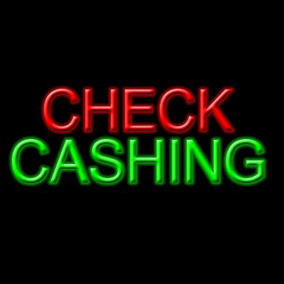 check cashing agency - 3