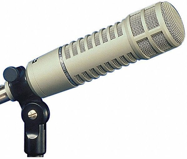 Cardioid Microphone Pattern