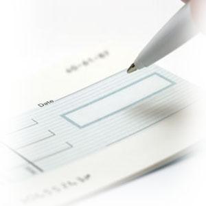 Cashier's Check