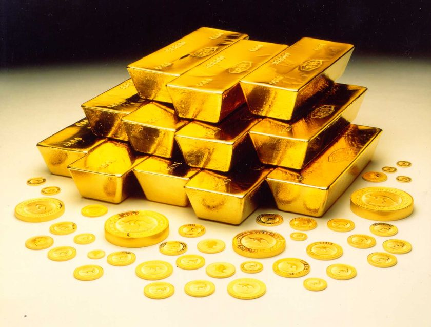 10 Countries that has Highest Gold Reserves
