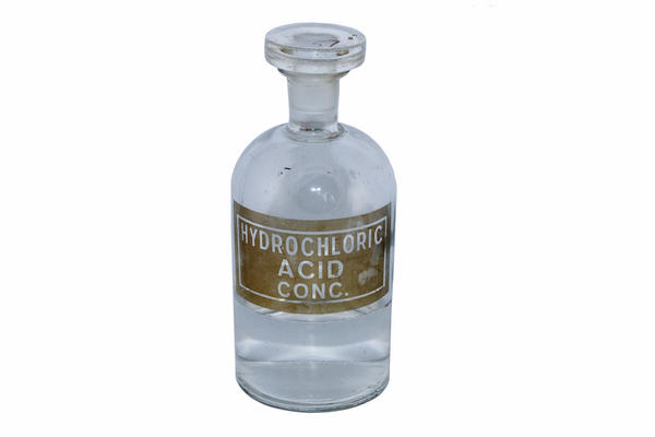 Sulphuric and Hydrochloric Acid
