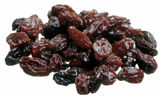 Sultanas vs Currants