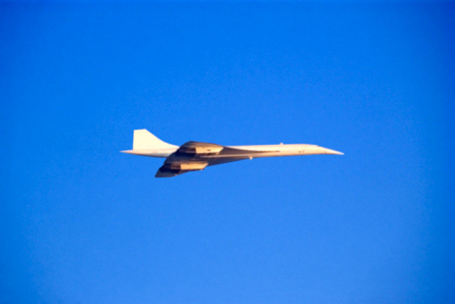 Supersonic and Hypersonic