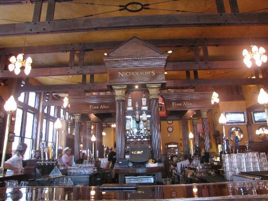 Tavern and Pub