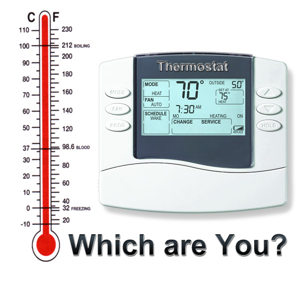 Difference Between Thermometer and Thermostat