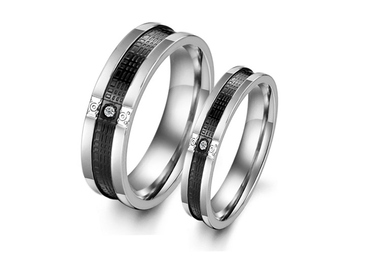 Titanium and Stainless Steel